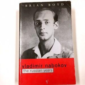 """Vladimir Nabokov, The Russian Years"""